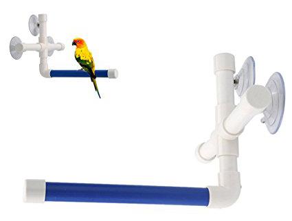Posatoio Uccelli Doccia UKCOCO